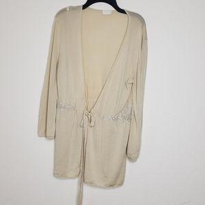 Valentino cardigan with detailed waistband Sz sm